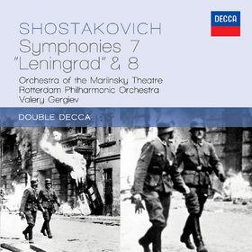 Valery Gergiev, Shostakovich: Symphonies 7 Leningrad & 8, 00028947839552