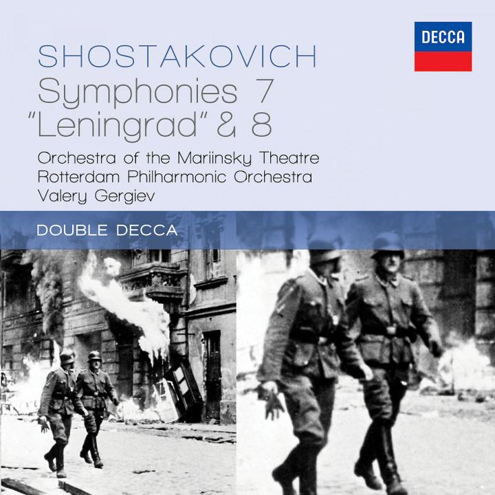 "Shostakovich: Symphonies 7 ""Leningrad"" & 8"