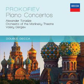 Valery Gergiev, Prokofiev: Piano Concertos, 00028947839521