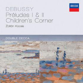 Claude Debussy: Préludes 1 & 2 und Children's Corner, 00028947839439