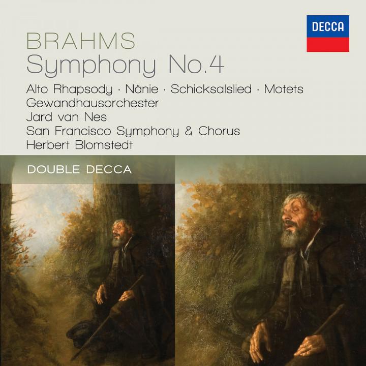 Brahms: Symphony No.4; Alto Rhapsody; Nanie