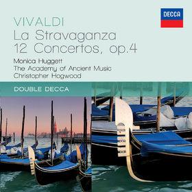 Christopher Hogwood, Vivaldi: La Stravaganza - 12 Concertos Op.4, 00028947839583