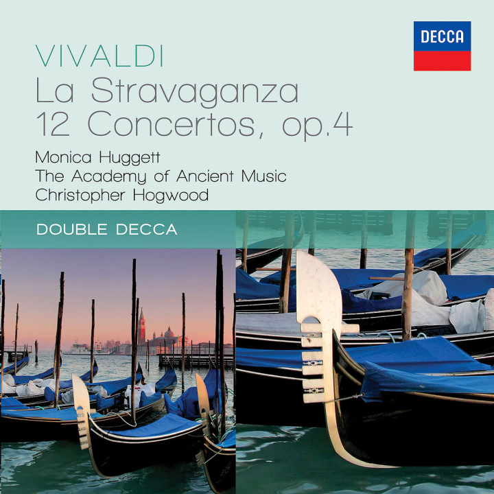 Vivaldi: La Stravaganza - 12 Concertos Op.4