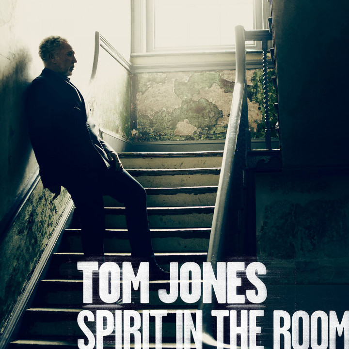 Spirit In The Room (Ltd. Deluxe Edt.): Jones,Tom