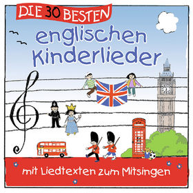Die 30 besten..., Die 30 besten englischen Kinderlieder, 04260167470436