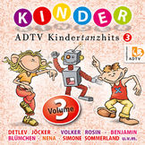Kinderlieder, ADTV Kindertanzhits 3, 04260167470443