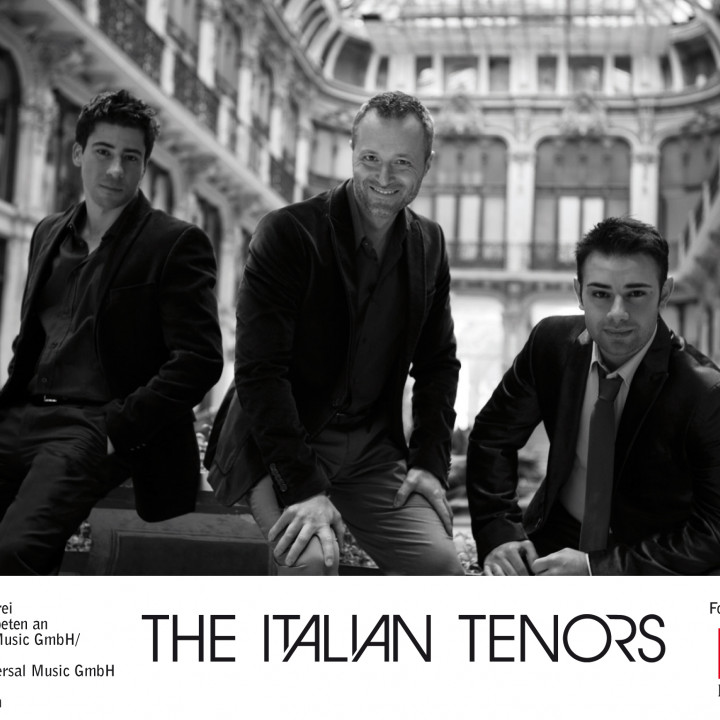 The Italian Tenors 2012 — 1