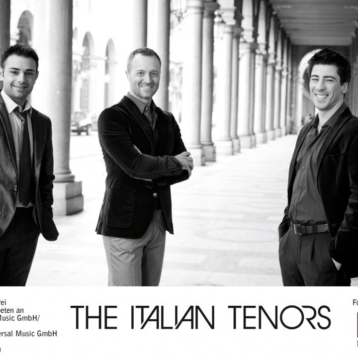 The Italian Tenors 2012 — 2