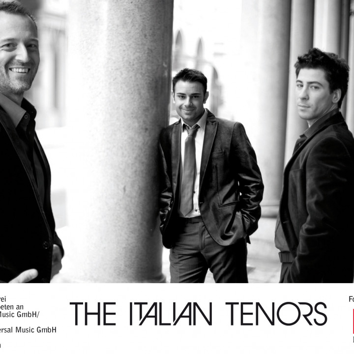 The Italian Tenors 2012 — 3