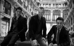 The Italian Tenors, Große Stimmen, große Italienische Hits: Das Album That's Amore