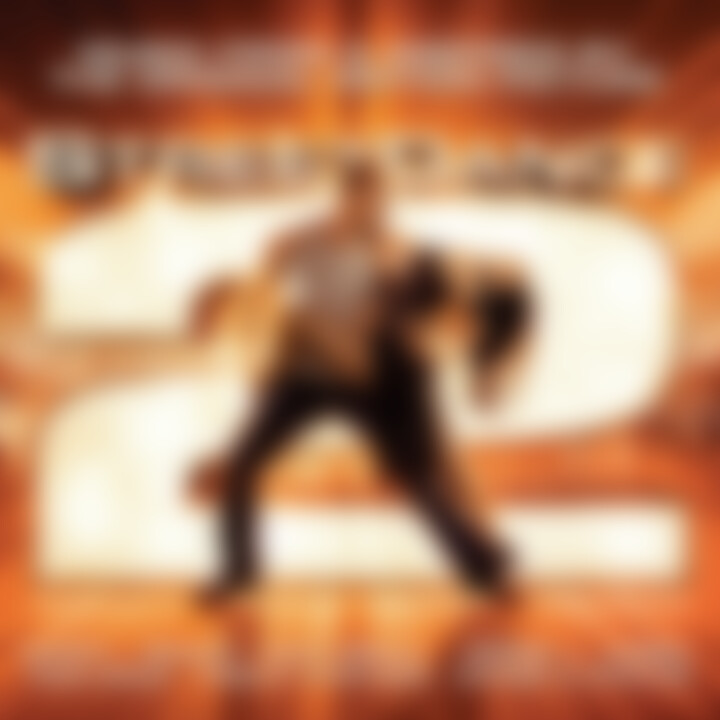 StreetDance 2 OST Cover