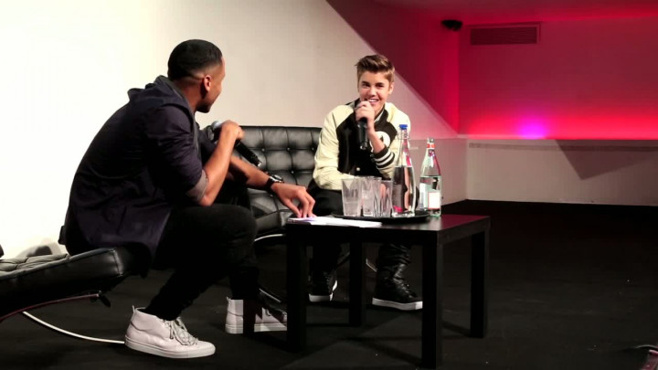 Interview zur Album Listening Session