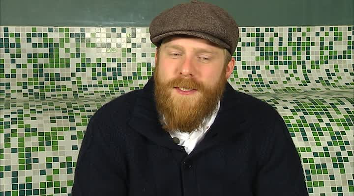 Alex Clare im Interview