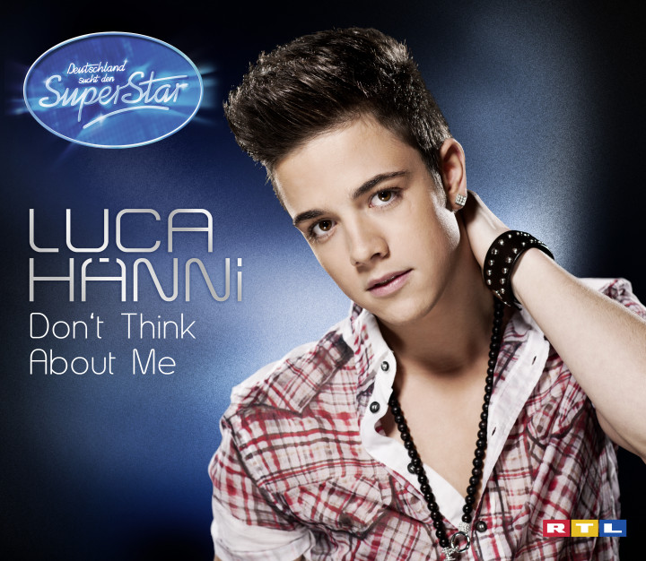 Luca Hänni Cover Don't Think About Me