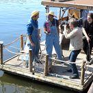 Lionel Richie, Lionel Richie angelt beim Frühstücksfernsehen 9 2012