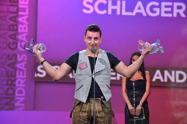 Andreas Gabalier, AMADEUS Award für Andreas Gabalier