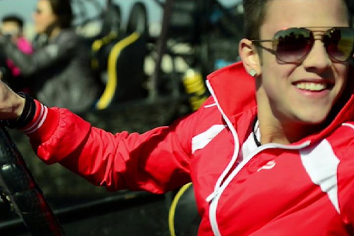Luca Hänni neues Video