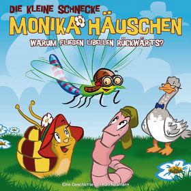 Die kleine Schnecke Monika Häuschen, 25: Warum fliegen Libellen rückwärts?, 00602527921419