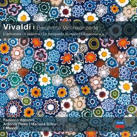 Classical Choice, Vivaldi: Violinkonzerte (CC), 00028948062041