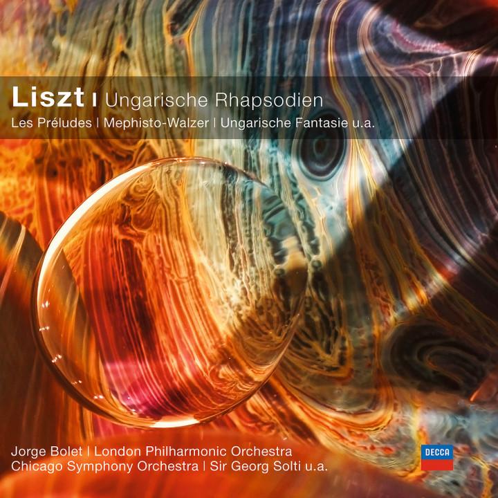 Liszt: Ungarische Rhapsodien / Les Préludes (CC)