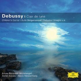Classical Choice, Claude Debussy: Claire de Lune, 00028948062065