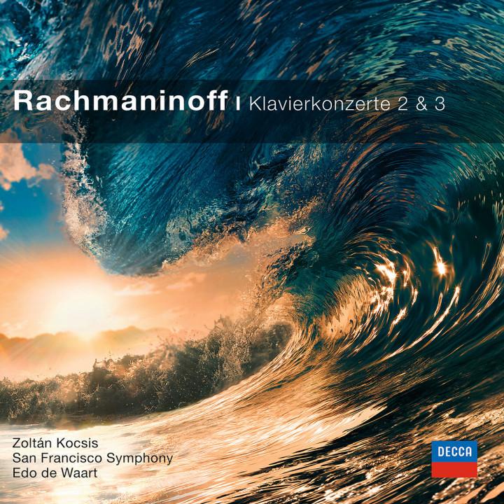Rachmaninoff: Klavierkonzerte 2 & 3 (CC)