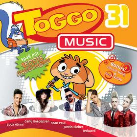Toggo Music, Toggo Music 31, 00600753388341