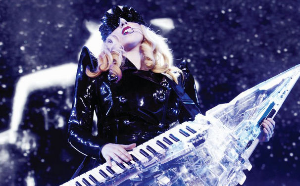 Lady Gaga, Pariser Auktionshaus versteigert Lady Gagas verlorenen rechten Schuh