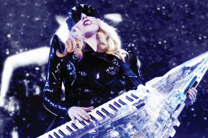Lady Gaga Monster Ball Tour Bild_1