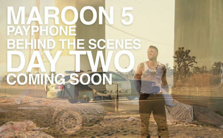 Payphone (Behind The Scenes) - Part 1