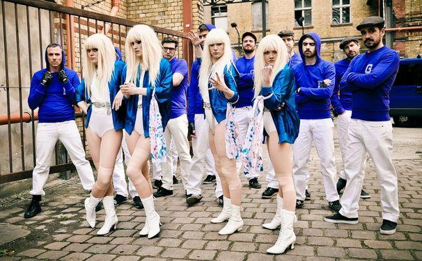 MiA., 11. Mai, 12 Uhr: Neue Single Immer Wieder feiert Videopremiere