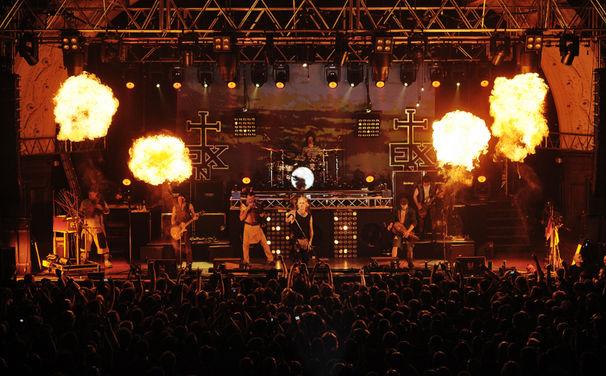 In Extremo, In Extremo beim Wacken-Festival 2012: Bis zum 23. August in ZDF Mediathek
