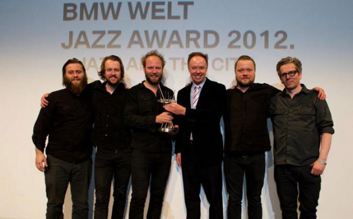 Mathias Eick, Jazz Award 2012,  c BMW AG