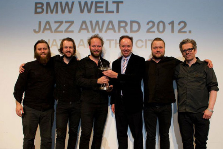 Mathias Eick, Jazz Award 2012,  c BMW AG