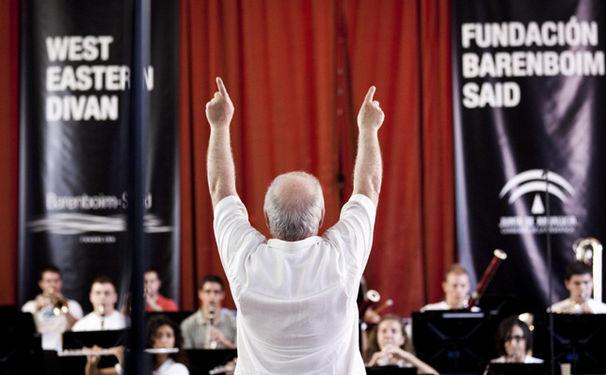 Daniel Barenboim, Daniel Barenboim mit Beethoven für alle in der Waldbühne