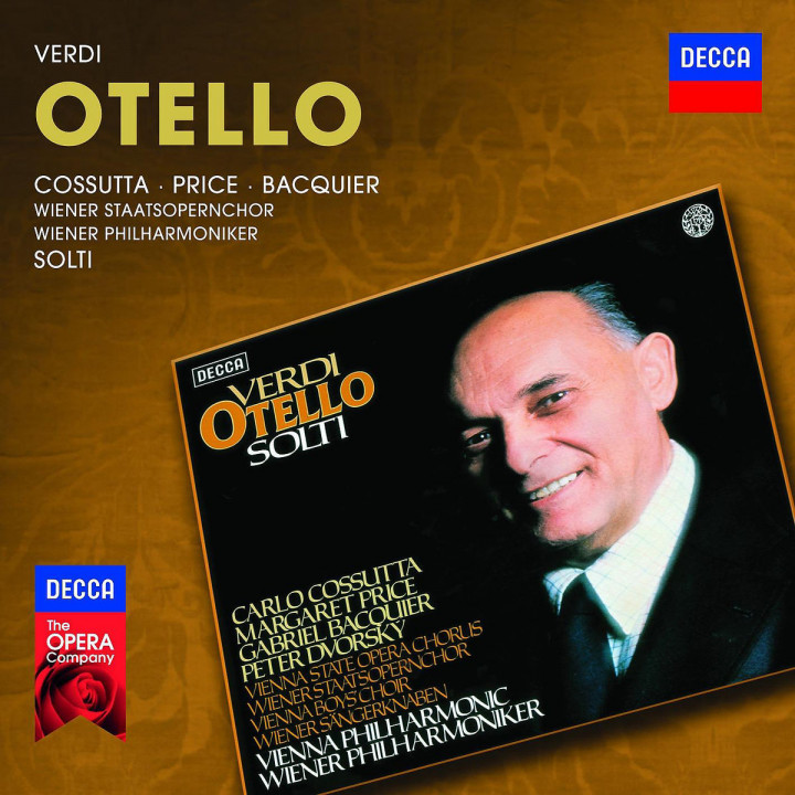 Otello: Cossuta/Price/Bacquier/Solti