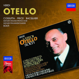 Decca Opera, Verdi: Otello, 00028947834748