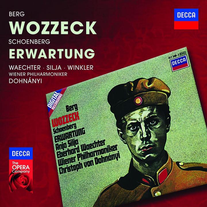 Wozzeck: Silja/Waechter/Winkler/Dohnanyi
