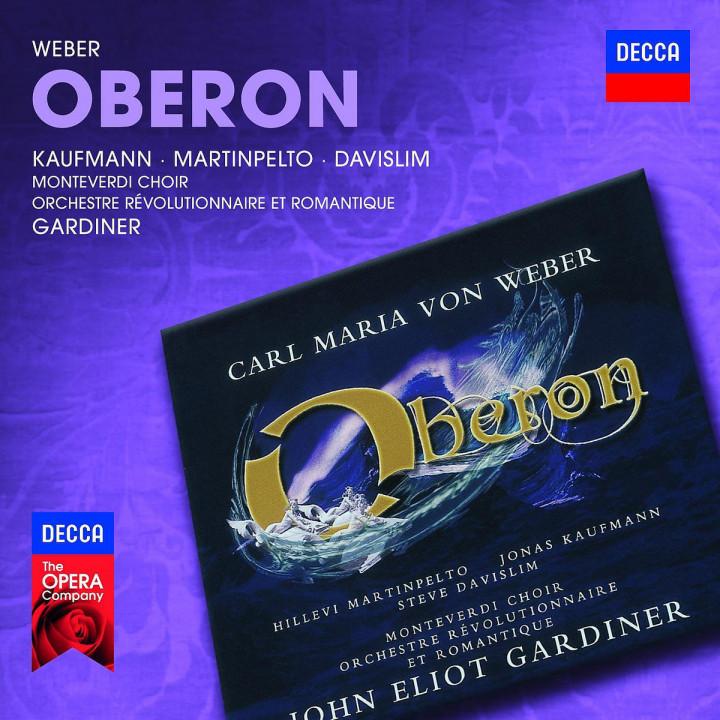 Oberon: Martinpelto/Kaufmann/Davislim/Gardiner
