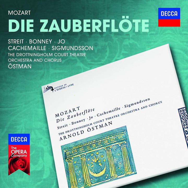 Die Zauberflöte: Streit/Bonney/Jo/Cachemaille/Sigmundsson/Östman