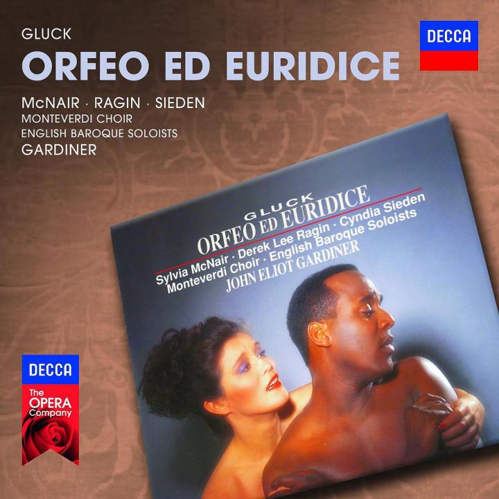 Orfeo ed Euridice: McNair/Ragin/Sieden/Gardiner