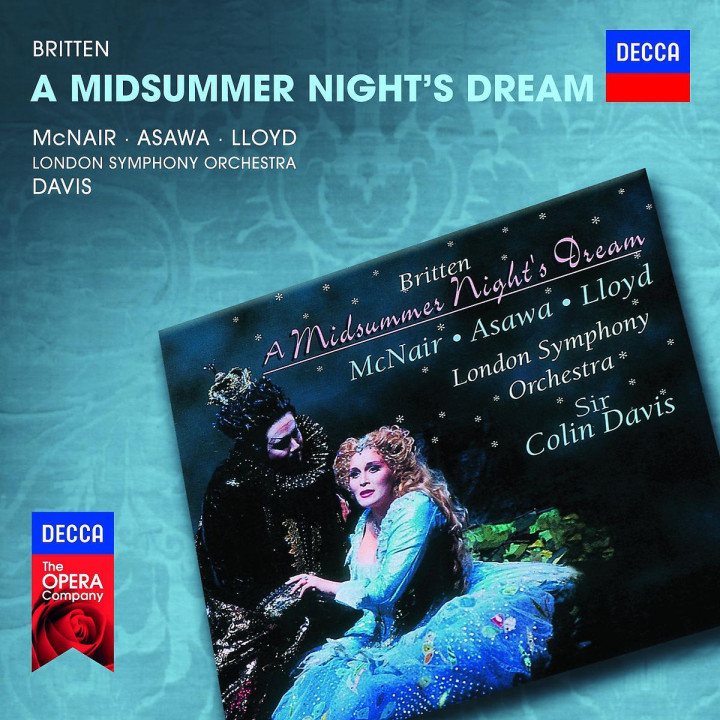 A Midsummer Night's Dream: McNair/Asawa/Lloyd/Davis