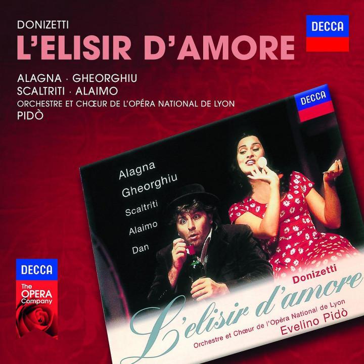 L'elisir d'amore: Alagna/Gheorghiu/Scaltriti/Alaimo/Pido