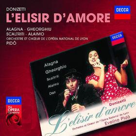 Diverse Künstler, Donizetti: L'elisir d'amore, 00028947834168