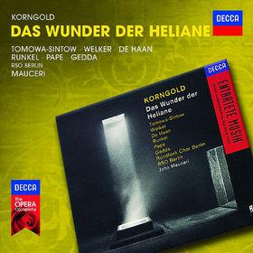 René Pape, Korngold: Das Wunder der Heliane, 00028947834298