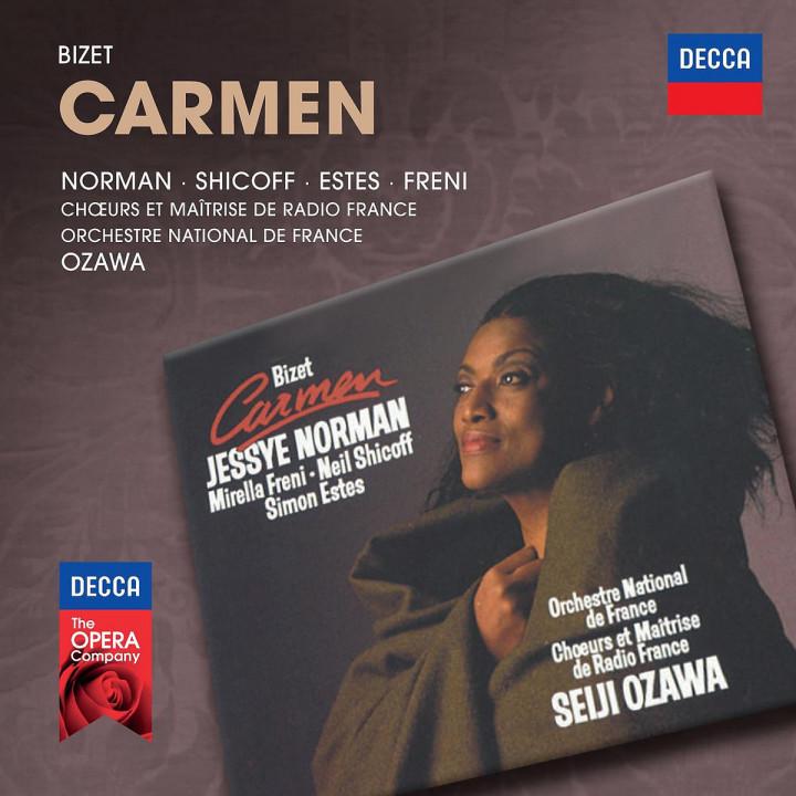 Carmen: Norman/Shicoff/Estes/Freni/Ozawa