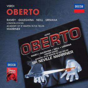 Decca Opera, Verdi: Oberto, 00028947841692