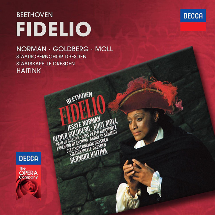 Fidelio: Norman/Goldberg/Moll/Haitink