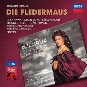 Decca Opera, Strauss, J.: Die Fledermaus, 00028947841593