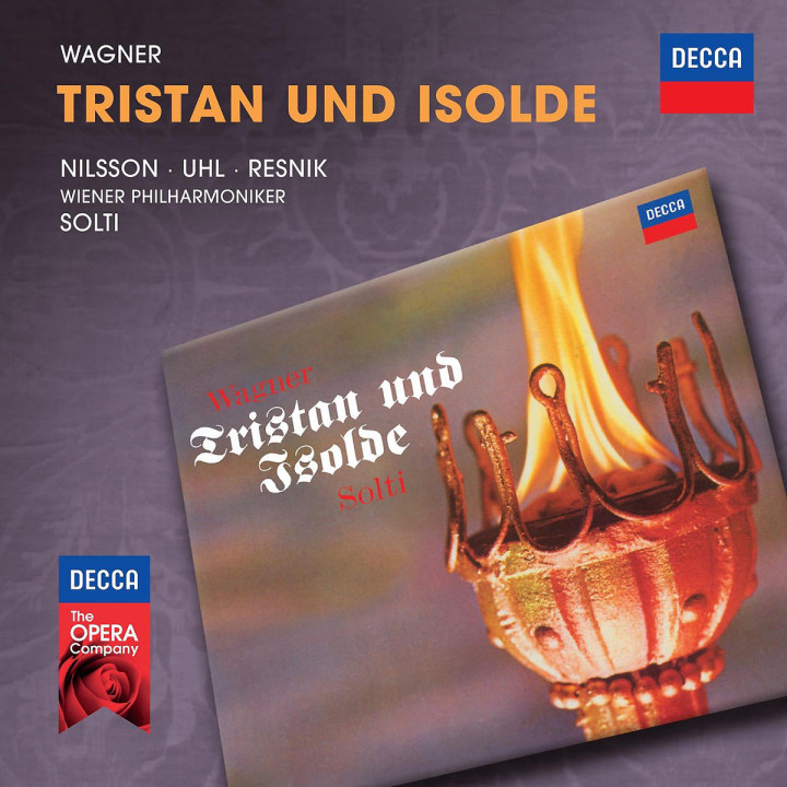 Tristan und Isolde: Nilsson/Uhl/Resnik/Solti
